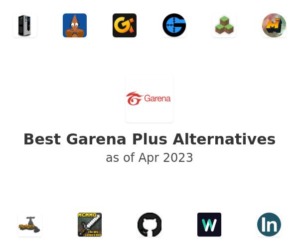 Best Garena Plus Alternatives