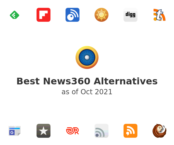 Best News360 Alternatives