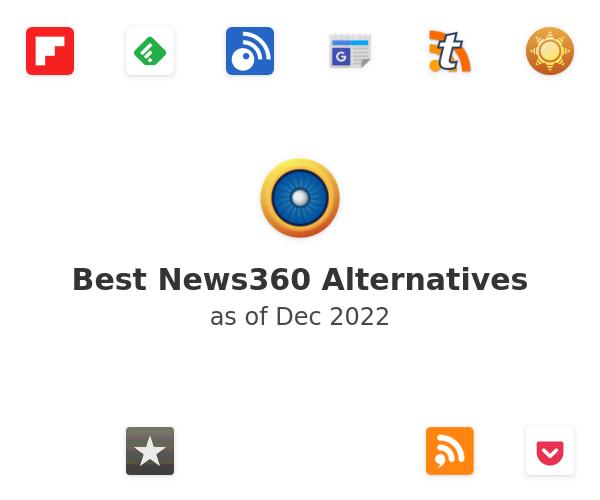 Best News360 Alternatives