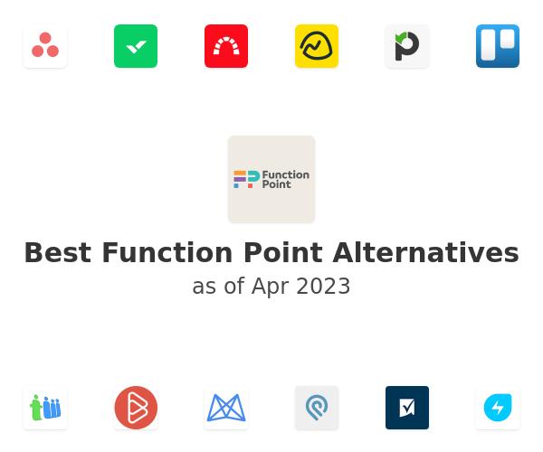 Best Function Point Alternatives