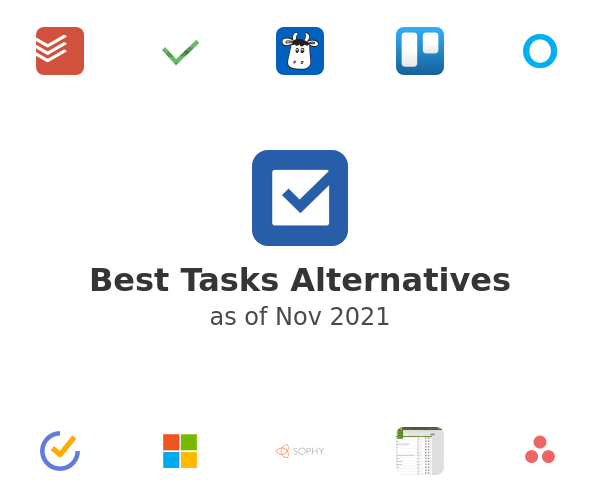 Best Tasks Alternatives