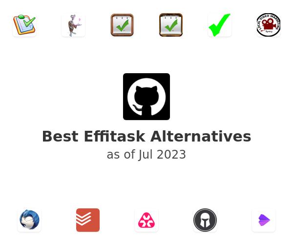 Best Effitask Alternatives
