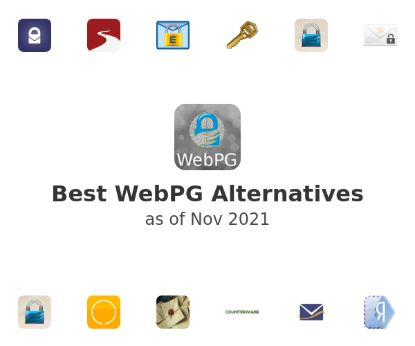 Best WebPG Alternatives