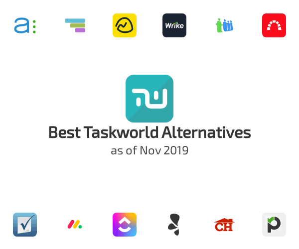 Best Taskworld Alternatives