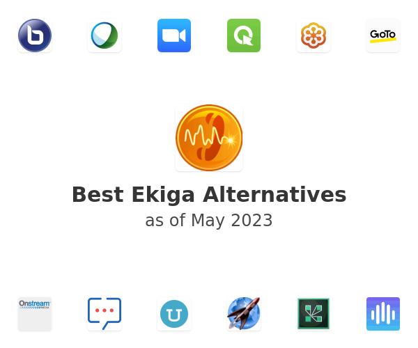 Best Ekiga Alternatives