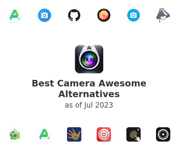 Best Camera Awesome Alternatives