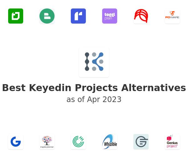 Best Keyedin Projects Alternatives