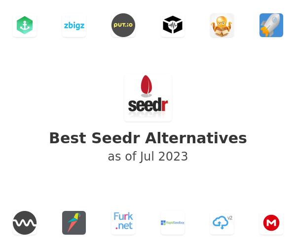 Best Seedr Alternatives