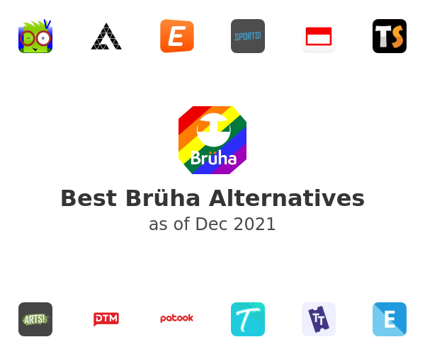 Best Brüha Alternatives