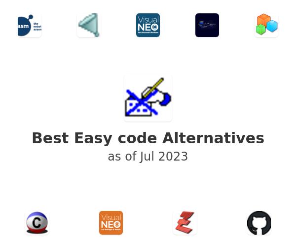Best Easy code Alternatives