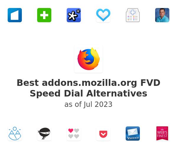 Best FVD Speed Dial Alternatives