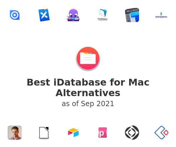 Best iDatabase for Mac Alternatives