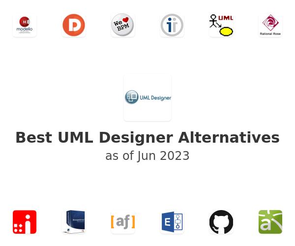 Best UML Designer Alternatives