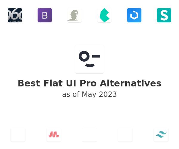 Best Flat UI Pro Alternatives