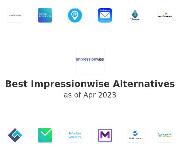 Best Impressionwise Alternatives