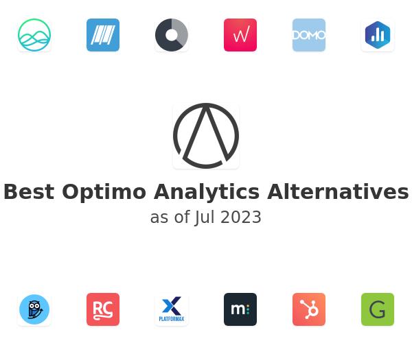 Best Optimo Analytics Alternatives