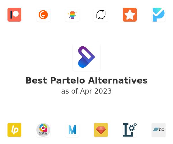 Best Partelo Alternatives