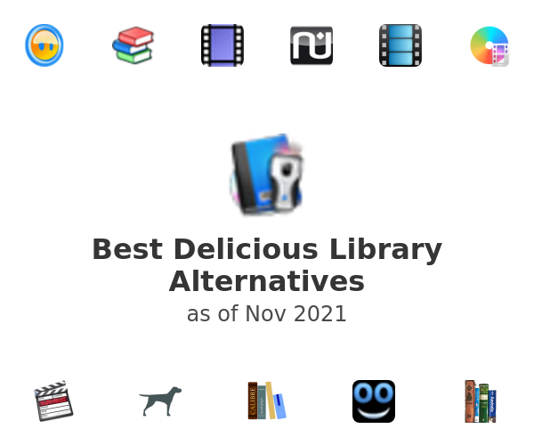 Best Delicious Library Alternatives