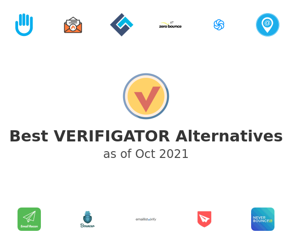 Best VERIFIGATOR Alternatives