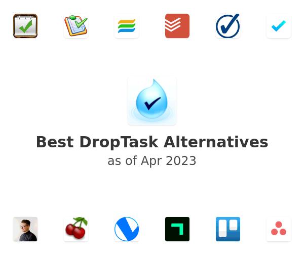 Best DropTask Alternatives