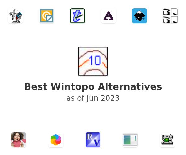 Best Wintopo Alternatives