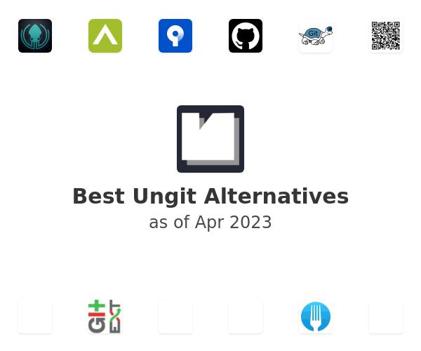Best Ungit Alternatives