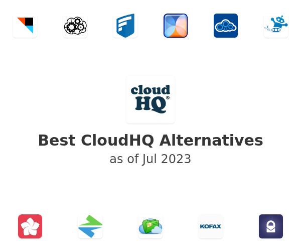 Best CloudHQ Alternatives