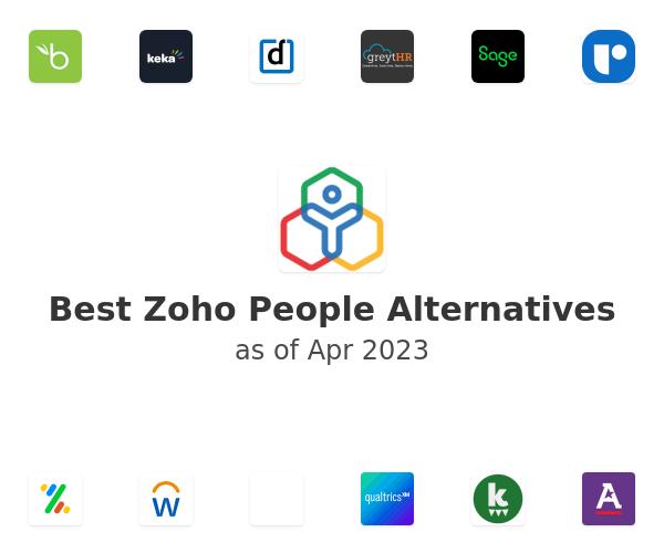 Best Zoho People Alternatives