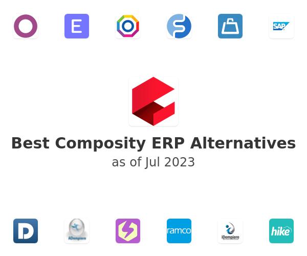 Best Composity ERP Alternatives