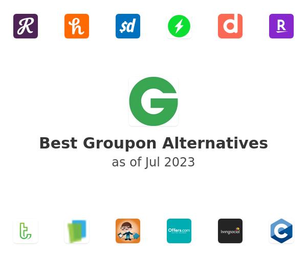 Best Groupon Alternatives