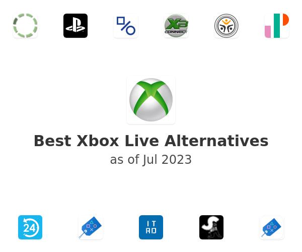 Best Xbox Live Alternatives