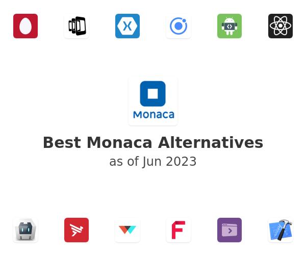 Best Monaca Alternatives
