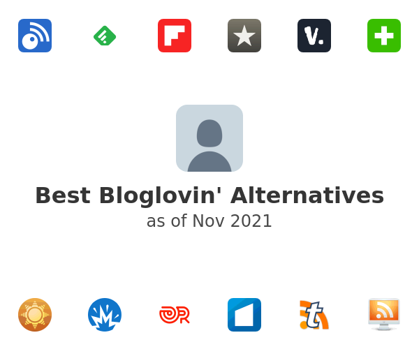 Best Bloglovin' Alternatives