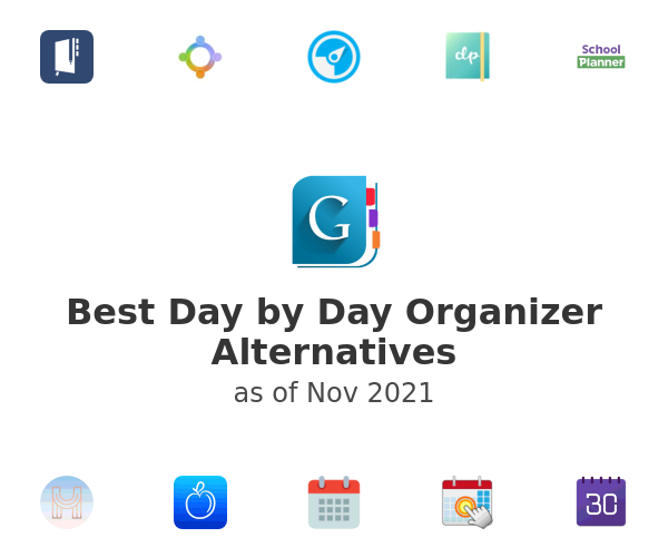 Best Day by Day Organizer Alternatives