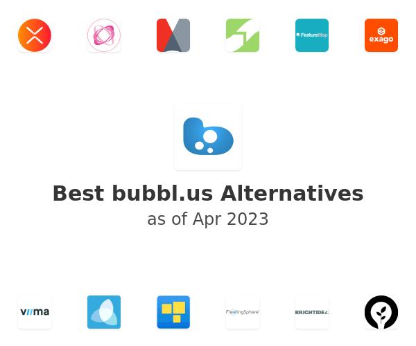 Best bubbl.us Alternatives
