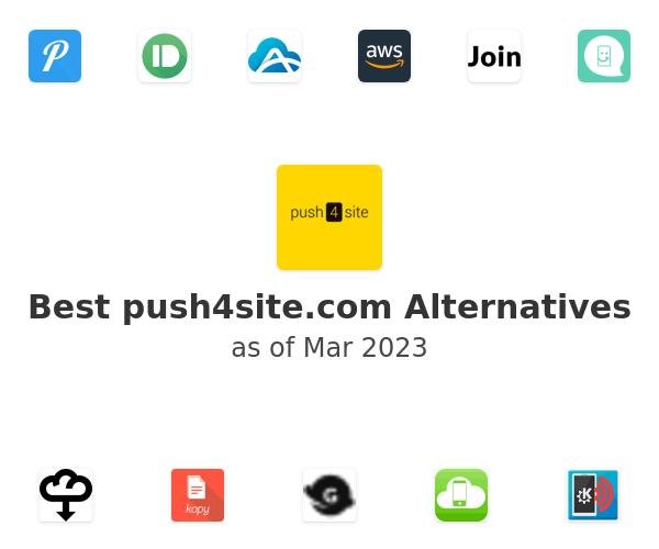 Best push4site.com Alternatives