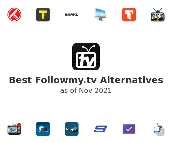 Best Followmy.tv Alternatives