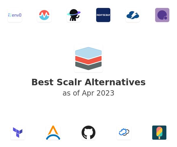 Best Scalr Alternatives