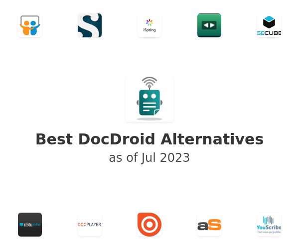 Best DocDroid Alternatives