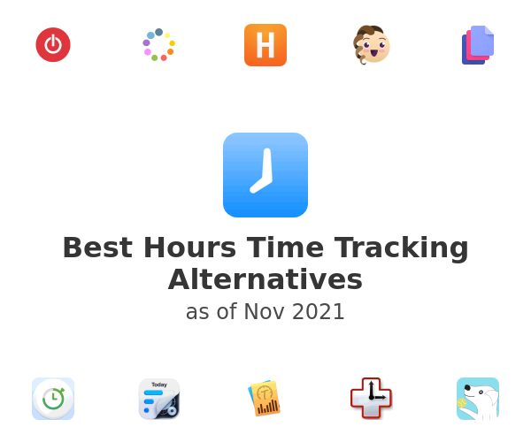 Best Hours Time Tracking Alternatives