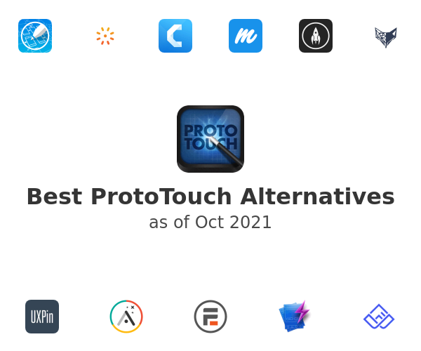 Best ProtoTouch Alternatives