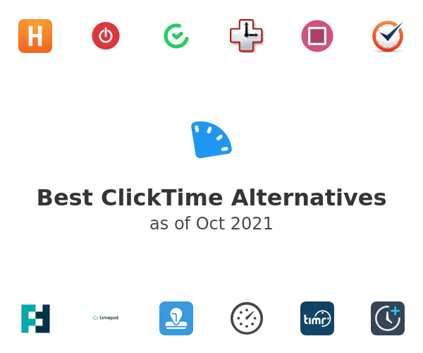 Best ClickTime Alternatives