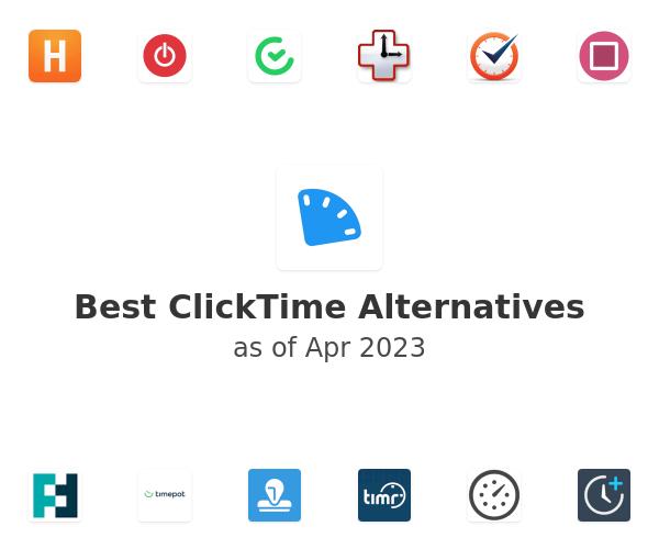 Best ClickTime Alternatives