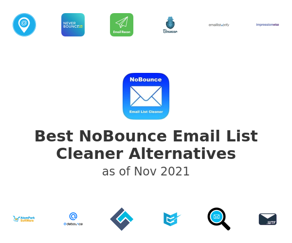 Best NoBounce Email List Cleaner Alternatives