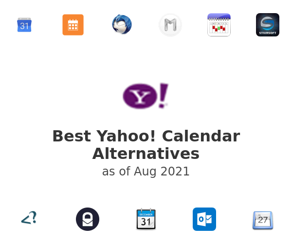 Best Yahoo! Calendar Alternatives