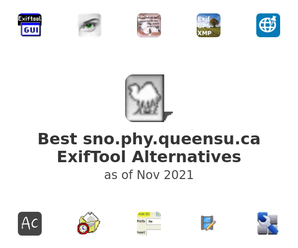 Best ExifTool Alternatives
