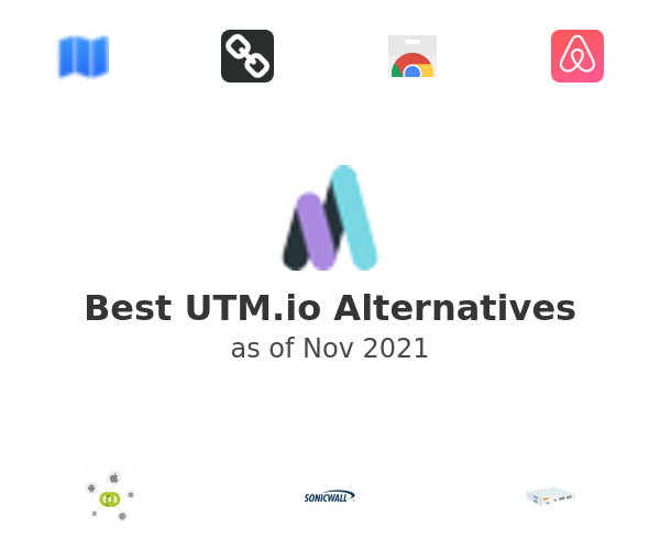 Best UTM.io Alternatives