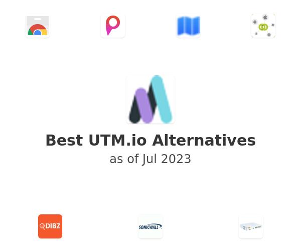 Best UTM.io Alternatives