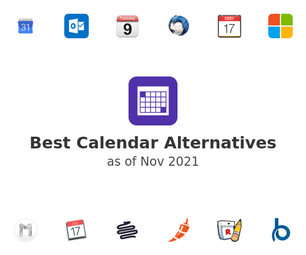 Best Calendar Alternatives
