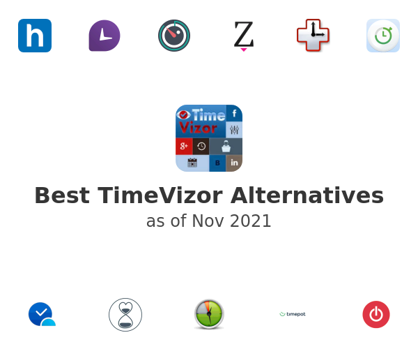 Best TimeVizor Alternatives